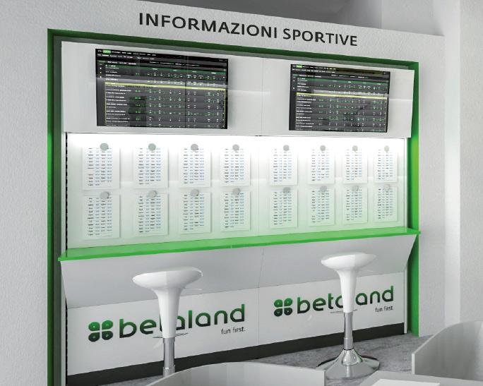 Betaland OIA Services - Punti Vendita RIcarica - informazioni sportive2