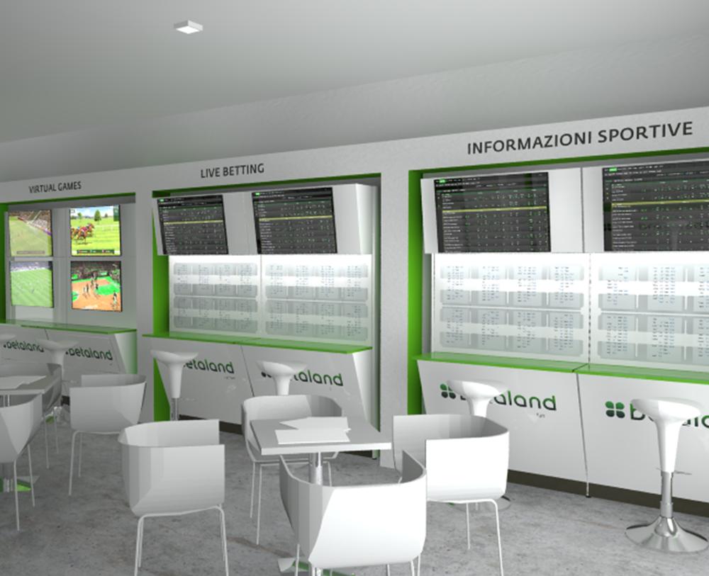 Betaland OIA Services PVR: punti vendita ricarica | informazioni sportive